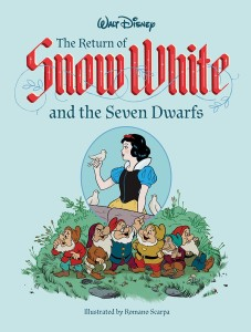 Snow White FB cover